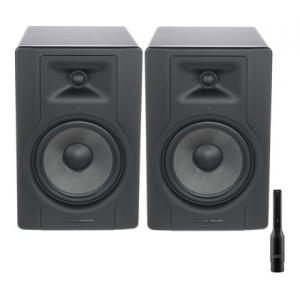Is M-Audio BX8 D3 Room Correction Bundle a good match for you?