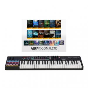 """Take the """"IS IT GOOD FOR ME"""" test for """"M-Audio Code 49 Black - AIEP3 Bundle"""", read the reviews and join the community!"""