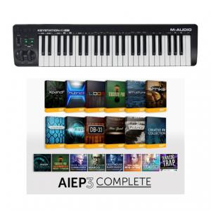 """Take the """"IS IT GOOD FOR ME"""" test for """"M-Audio Keystation 49 MK3 AIEP3 Bundle"""", read the reviews and join the community!"""
