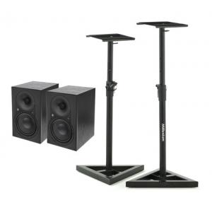 Is Mackie XR624 Stand Bundle a good match for you?