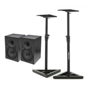 Is Mackie XR824 Stand Bundle a good match for you?