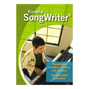 """Take the """"IS IT GOOD FOR ME"""" test for """"MakeMusic Finale Songwriter 2012 (D)"""", read the reviews and join the community!"""