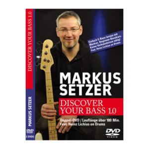 "Take the ""IS IT GOOD FOR ME"" test for ""Markus Setzer Discover Your Bass 1.0 DVD"", read the reviews and join the community!"