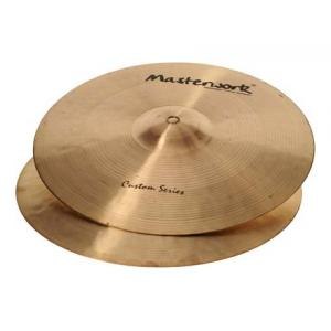 """Take the """"IS IT GOOD FOR ME"""" test for """"Masterwork 10' Custom Hi-Hat"""", read the reviews and join the community!"""