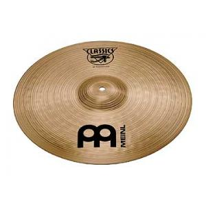 "Take the ""IS IT GOOD FOR ME"" test for ""Meinl 18' Classics Powerful Crash"", read the reviews and join the community!"
