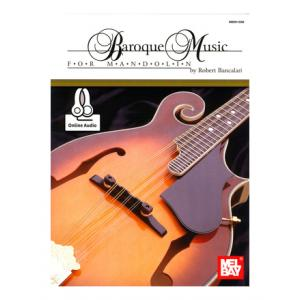 """Take the """"IS IT GOOD FOR ME"""" test for """"Mel Bay Baroque Music for Mandolin"""", read the reviews and join the community!"""