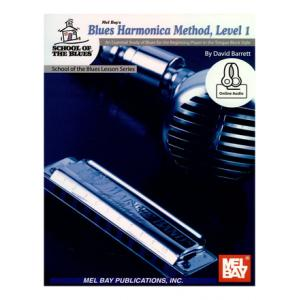 """Take the """"IS IT GOOD FOR ME"""" test for """"Mel Bay Blues Harmonica"""", read the reviews and join the community!"""