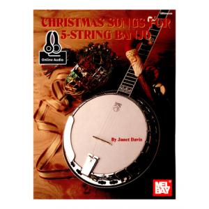 """Take the """"IS IT GOOD FOR ME"""" test for """"Mel Bay Christmas Songs For 5-String"""", read the reviews and join the community!"""