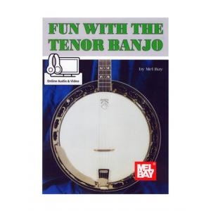 """Take the """"IS IT GOOD FOR ME"""" test for """"Mel Bay Fun With The Tenor Banjo"""", read the reviews and join the community!"""