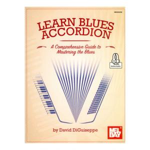 """Take the """"IS IT GOOD FOR ME"""" test for """"Mel Bay Learn Blues Accordeon"""", read the reviews and join the community!"""