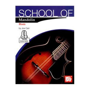 """Take the """"IS IT GOOD FOR ME"""" test for """"Mel Bay School Of Mandolin - Blues"""", read the reviews and join the community!"""