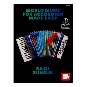 """Take the """"IS IT GOOD FOR ME"""" test for """"Mel Bay World Music For Accordion"""", read the reviews and join the community!"""
