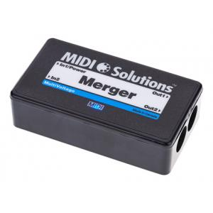 """Take the """"IS IT GOOD FOR ME"""" test for """"MIDI Solutions Merger V2"""", read the reviews and join the community!"""
