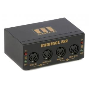 Is Miditech MIDIface 2x2 a good match for you?