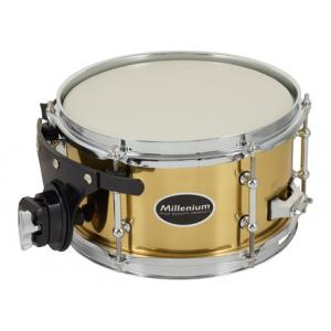 """Take the """"IS IT GOOD FOR ME"""" test for """"Millenium 10'x5,5' Brass Side Snare"""", read the reviews and join the community!"""