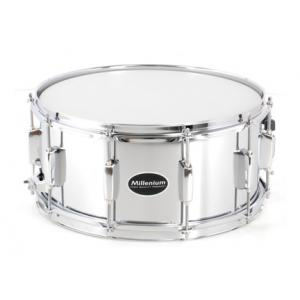 Is Millenium 14'x6,5' Power Steel Snare the right music gear for you? Find out!