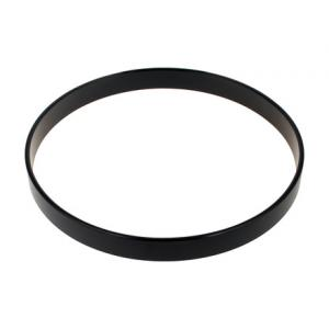 Is Millenium 18' Bass Drum hoop black a good match for you?