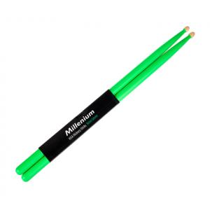 Is Millenium H5A Hickory Sticks Neon Green a good match for you?