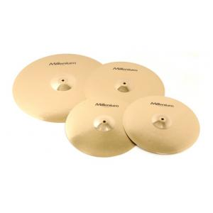 "Take the ""IS IT GOOD FOR ME"" test for ""Millenium HL3 Cymbal Set Standard"", read the reviews and join the community!"