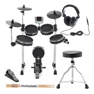 Is Millenium MPS-150X E-Drum Mesh Bundle a good match for you?