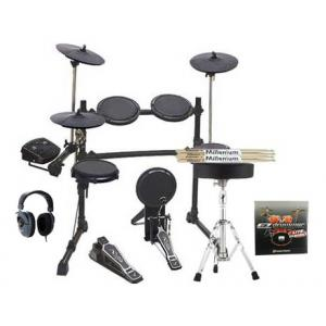 """Take the """"IS IT GOOD FOR ME"""" test for """"Millenium MPS-400 E-Drum Set Complete"""", read the reviews and join the community!"""