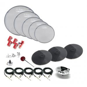 Is Millenium MPS-600 E-Drum Upgrade Kit 1 a good match for you?