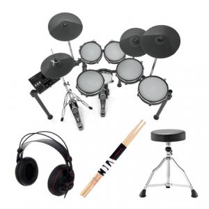 Is Millenium MPS-850 E-Drum Set Bundle a good match for you?
