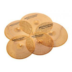 Is Millenium Still Series Cymbal Set reg. a good match for you?
