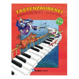 """Take the """"IS IT GOOD FOR ME"""" test for """"Mitropa Music Tastenzauberei 3+CD"""", read the reviews and join the community!"""