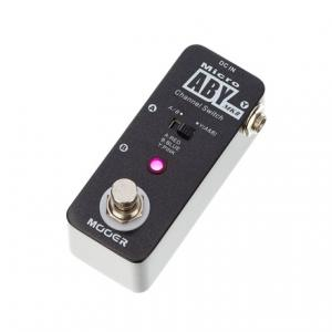 Is Mooer Micro ABY Box MKII a good match for you?