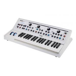 Is Moog Little Phatty Stage II White the right music gear for you? Find out!