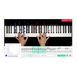 Is music2me Piano Subscription 1 Month a good match for you?