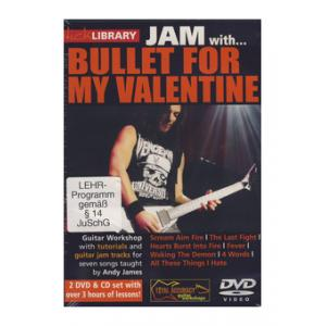 """Take the """"IS IT GOOD FOR ME"""" test for """"Music Sales Jam with Bullet For My"""", read the reviews and join the community!"""