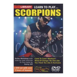 Is Music Sales Learn To Play Scorpions DVD the right music gear for you? Find out!