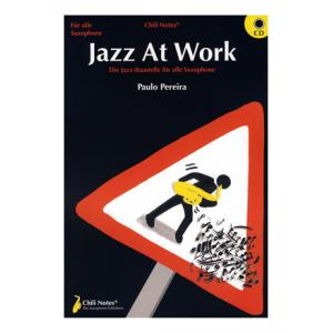 "Take the ""IS IT GOOD FOR ME"" test for ""Musikverlag Chili Notes Jazz At Work"", read the reviews and join the community!"