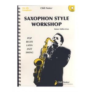 "Take the ""IS IT GOOD FOR ME"" test for ""Musikverlag Chili Notes Saxophone Style Workshop"", read the reviews and join the community!"