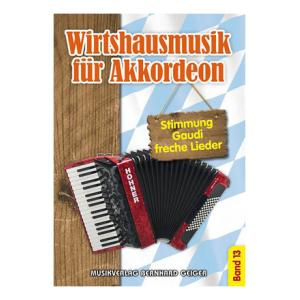 """Take the """"IS IT GOOD FOR ME"""" test for """"Musikverlag Geiger Wirtshausmusik Akkordeon 13"""", read the reviews and join the community!"""