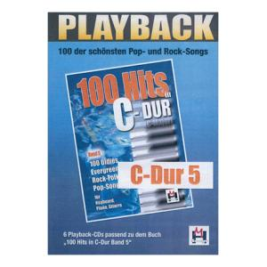 Is Musikverlag Hildner 100 Hits C-Dur 5 Playback CDs a good match for you?