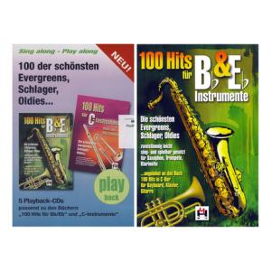 Is Musikverlag Hildner 100 Hits for Bb & Eb Vol.1 Set a good match for you?