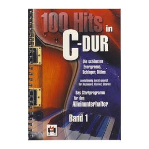 Is Musikverlag Hildner 100 Hits in C-Dur Vol.1 a good match for you?