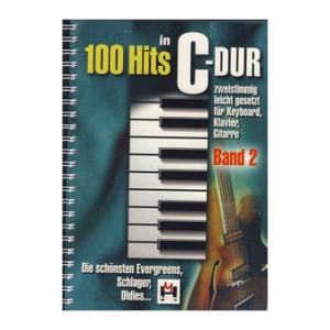 Is Musikverlag Hildner 100 Hits in C-Dur Vol.2 a good match for you?
