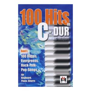 Is Musikverlag Hildner 100 Hits in C-Dur Vol.5 a good match for you?