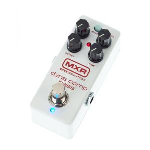 Is MXR M282 Dyna Comp Bass Compressor a good match for you?