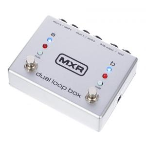 Is MXR M 198 Dual Loop Box a good match for you?