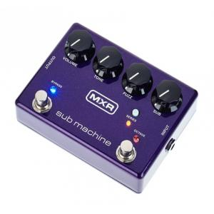 Is MXR Sub Machine Octave Fuzz a good match for you?