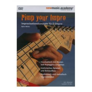 Is Newmusic.Academy Pimp Your Impro (DVD) the right music gear for you? Find out!