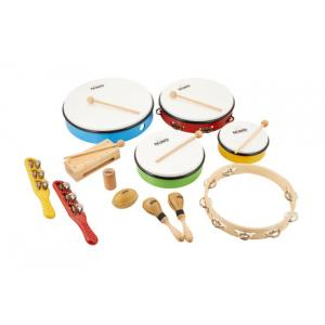 """Take the """"IS IT GOOD FOR ME"""" test for """"Nino 012 Rhythmik Set"""", read the reviews and join the community!"""