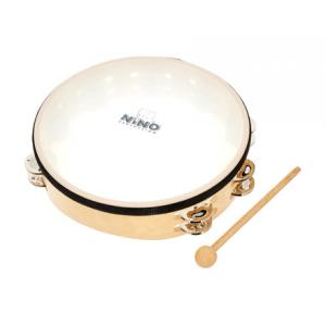 """Take the """"IS IT GOOD FOR ME"""" test for """"Nino Nino 26 Wood Tambourine"""", read the reviews and join the community!"""