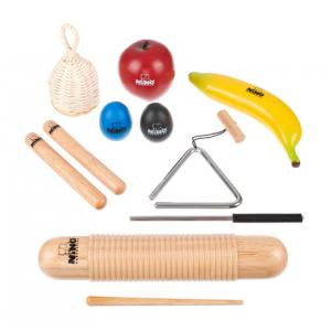 """Take the """"IS IT GOOD FOR ME"""" test for """"Nino Nino 4 Percussion Set"""", read the reviews and join the community!"""