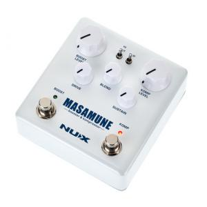 Is Nux Masamune Boost & Compressor a good match for you?